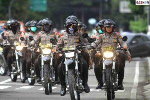 Kerahkan 456.141 Personel Polri Siap Amankan Seluruh Tahap Pilkada Serentak