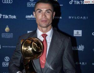 Berhasil Kalahkan Messi dan Salah, Cristiano Ronaldo Dinobatkan Sebagai Pemain Terbaik Abad Ke-21
