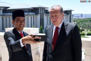 Presdien Turki Bakal Berkunjung Ke Indonesia Tahun Depan