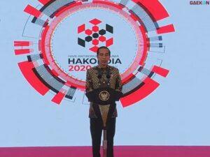 Presiden Jokowi: Menumbuhkan Rasa Malu Menjadi Hulu Dalam Pencegahan Korupsi