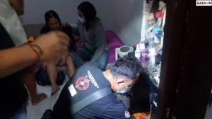 Ditangkap Gara-Gara Narkoba Iyut Bingung Slamet Menangis Histeris