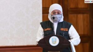 Gubernur Jawa Timur Ingin Revitalisasi Kampung Tangguh untuk Meminimalisir Kasus COVID-19