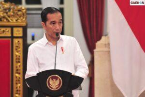 Jokowi Beberkan Penyebab Angka Kematian COVID-19 RI Diatas Dunia