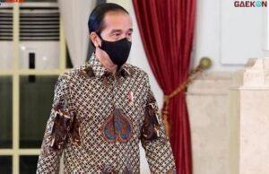 Jokowi: Saya Divaksin Pertama Kali Untuk Menunjukkan Bahwa Divaksin Tidak Apa-Apa