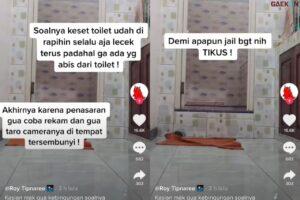 Kloset Selalu Berantakan Keluarga Ini Rekam Penampakan Pakai CCTV