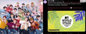 """NCT Akan Tampilkan Lagu Baru Mereka Di """"MTV World Stage"""""""