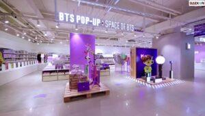 "Toko ""Pop-Up"" BTS Akhirnya Buka Di Kota Busan"