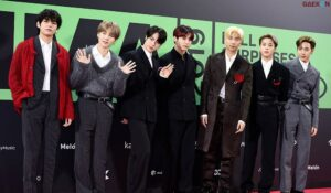 BTS Sapu Bersih Daesang Di Melon Music Awards 2020