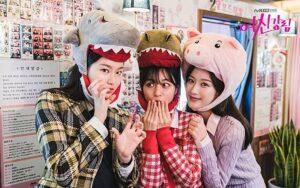 """Poster Imut Drama Terbaru tvN """"True Beauty"""""""