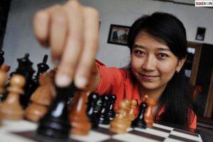 Ingin Polemik Cepat Berakhir, Irene Sukandar Akan Datang Sebagai Pecatur Profesional Lawan Dewa Kipas