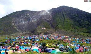 Nikmati 4 Danau Sekaligus, Kawasan Wisata Gunung Talang Solok Disiapkan Jadi Kawasan Wisata Berkelas Internasional