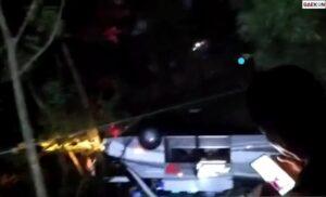 Diduga Rem Blong, Ini Pengakuan Salah Satu Korban Kecelakaan Bus Di Sumedang