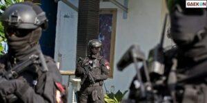 Siang Ini, 22 Terduga Teroris Dari Jatim Akan Dibawa Ke Jakarta