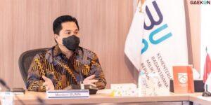 Ini Alasan Erick Thohir Angkat Said Aqil Jadi Komisaris Utama PT KAI