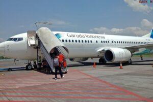 Tingkatkan Minat Masyarakat Kembali Terbang, Garuda Indonesia Berikan Layanan Tes Rapid Antigen Gratis