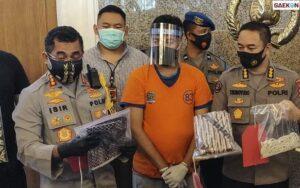 Terdakwa Kasus Fetish Kain Jarik, Gilang Bungkus Divonis 5 Tahun 6 Bulan Penjara Dan Denda Rp50 Juta