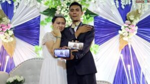 Viral, Pasangan Ini Kenal Saat Main Game PUBG Hingga Akhirnya Berjodoh