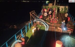 Kapal KM Putra Harapan Pencuri 21,5 Ton BBM Diduga Milik Anggota DPR