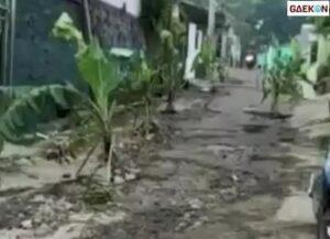 Posting Jalan Rusak, Guru Di Sukabumi Ini Didatangi Aparat Desa