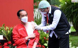 Raih Posisi Atas, Indonesia Berhasil Jadi Juara Vaksinasi Covid-19 Di Asia Tenggara