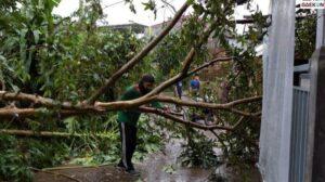 88 Rumah Warga Bogor Rusak Diterjang Angin Puting Beliung