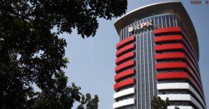 KPK Geledah Kantor PT Jhonlin Baratama Dalam Kasus Suap Ditjen Pajak