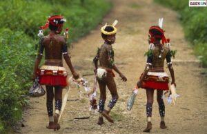Tradisi Seksual Di Papua Nugini, Anak-Anak Dibawah Umur Ini Dilegalkan Berhubungan Intim