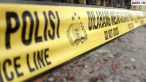 Patroli Bubarkan Kerumunan Geng Motor, Anggota Polisi Ini Jadi Korban Pembacokan