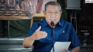 Moeldoko Terpilih Jadi Ketua Partai Demokrat, SBY: Saya Malu Dan Merasa Bersalah Telah Memberikan Kepercayaan Sebelumnya