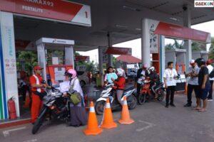 Mulai 1 Maret, PT Pertamina Beri Diskon Rp300 Per Liter Bagi Pelanggan MyPertamina