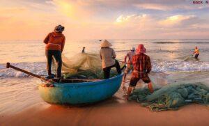 Diduga Curi Ikan, 34 Nelayan Aceh Timur Ditangkap Otoritas Thailand