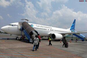 Garuda Indonesia Hentikan Layanan Kargo Untuk Smartphone Tertentu, Pasca Insiden Terbakarnya HP Di Bandara Hong Kong