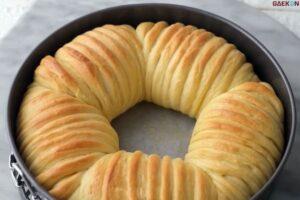 Viral Roti Benang Wol, Ini Cara Bikinnya!