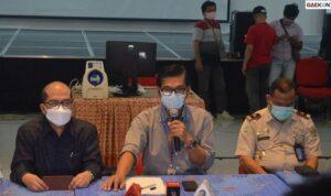 7 Karyawan PT Kimia Farma Diamankan Polisi Terkait Kasus Rapid Test Antigen Bekas Di Bandara Medan