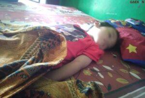 Sunat Gaib, Bocah 4 Tahun Di Pandeglang Ini Alami Hal Aneh Saat Bangun Tidur