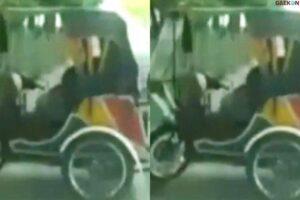 Mesum Pinggir Jalan, Viral Kasus 'Becak Goyang' Saat Ini Tengah Didalami Polisi