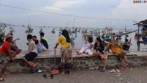 Kelebihan Muatan, Perahu Nelayan Situbondo Karam