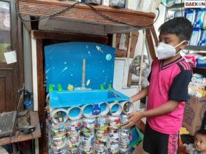 Kurangi Pencemaran Lingkungan, Bocah SD Di Surabaya Ini Kelola Limbah Plastik Jadi Ecobrik