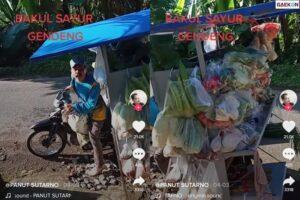 Bikin Geram, Tukang Sayur Ini Tak Mau Sayurannya Dibeli