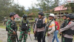 Gugur Ditembak KKB, Jenazah Kabinda Papua Brigjen TNI I Gusti Putu Danny Nugraha Akan Dibawa Ke Jakarta