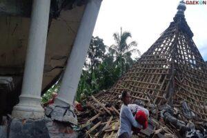 Warga Panik, Malang Kembali Diguncang Gempa Susulan M 3,8