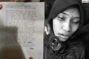 Larang Orang Tua Ikut Pemilu, Ini Isi Surat Wasiat Pelaku Penyerangan Mabes Polri