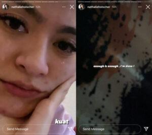 Hapus Semua Foto Dan Bikin Stories Instagram Galau, Ada Apa Dengan Nathalie Dan Sule?
