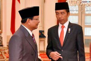 Digelar Tertutup, Jokowi Dan Prabowo Bertemu Bahas Pembenahan Alutsista Indonesia