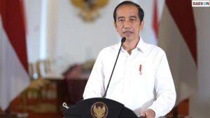 Jokowi Akan Lantik Menteri Baru Pasca Usulkan Penggabungan Kementerian