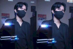 Berubah Drastis, Pria Ini Seketika Mirip Han Seojun Dalam Serial True Beauty Saat Pakai Masker