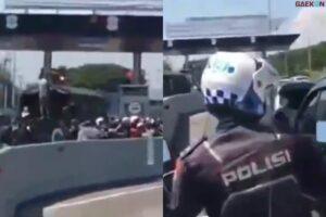 Diduga Tak Mau Bayar Tol, Pengantar Jenazah Di Makassar Pukul Penjaga Gerbang Tol