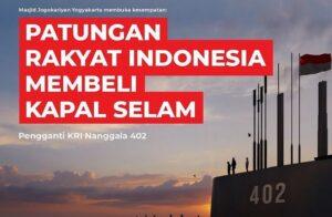 Gantikan KRI Nanggala 402, Ustaz Abdul Somad Ajak Patungan Rakyat Indonesia Beli Kapal Selam