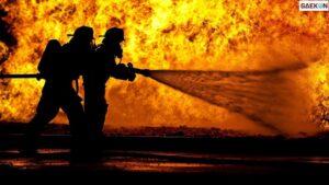 Gudang Bingkai Sablon Di Jakbar Terbakar, Kerugian Ditafsir Hingga Rp 250 Juta