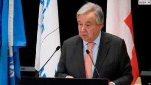 Sekjen PBB: Pertikaian Gaza Dan Israel Kali Ini Sangat Mengerikan
